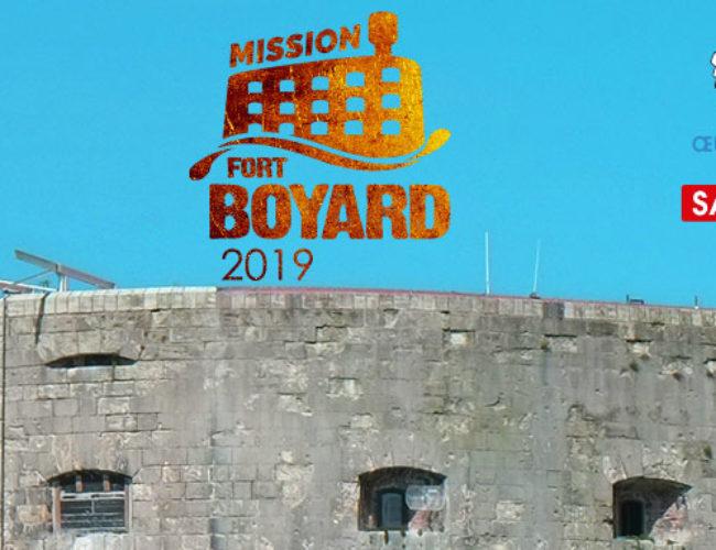 Mission Fort Boyard